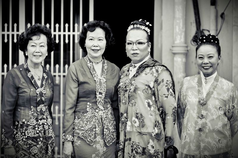 The Fashionist - 2015 EyeEm Awards Nyonya Malaysian Elkaylee Street Portrait