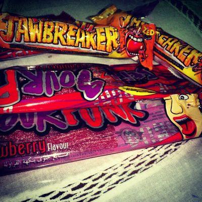 Sourpunk And Jawbreaker ........ :D