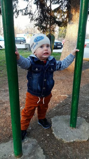 Boy Baby Photography Real People Outdoors Playing First Eyeem Photo