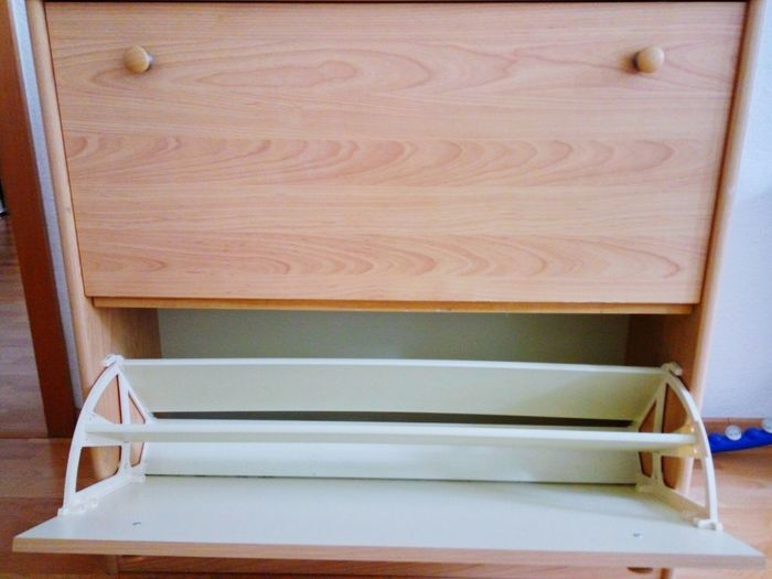 shoe cabinet Shoe Cabinet Shoe Closet Closet Open Closet Empty Closet EyeEm Selects Wood - Material Home Interior Close-up Clothes Rack