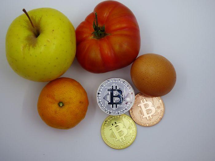 Bitcoin Fruit
