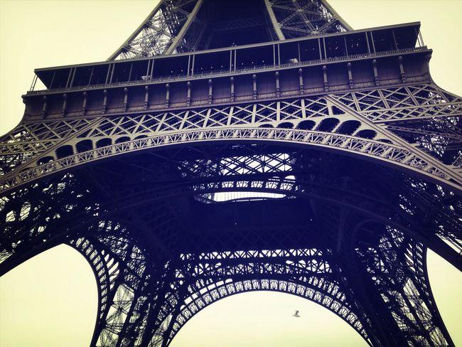 Torre Eiffel, hace mucho que no nos veíamos