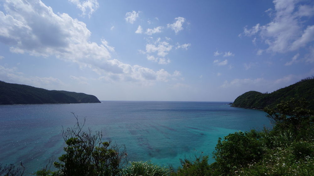 Amami island, so beautiful (奄美大島国直海岸) 2016.4.15 10-18mmF4 Amami Amami Island Cloud Clouds And Sky Nature Nature Photography Nature_collection Sea Sea And Sky Sky Sky And Clouds Sky_collection Skyporn