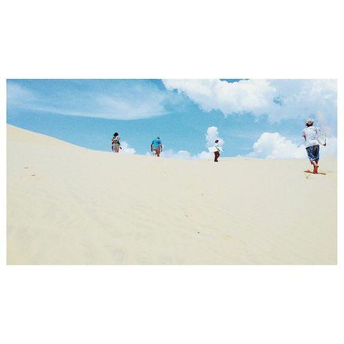 Road to sand dunne VSCO Vscocam Vscophile Vscovietnam vscomuinevscophanthiet whitesanddunne muinevietnam