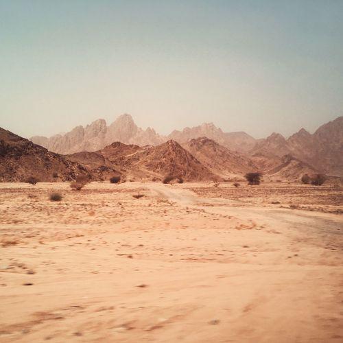 Desert Rock Mountain Medina Saudi Arabia Scenery Landscape The Great Outdoors - 2016 EyeEm Awards