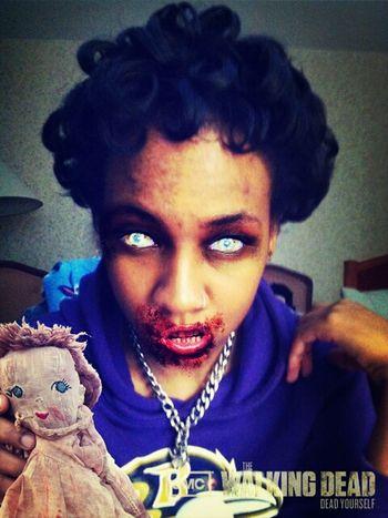 Zombie Gruesome