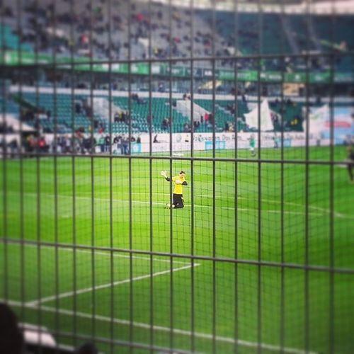 Roman #Weidenfeller warming up #wobbvb #bvb #borussiadortmund BvB Borussiadortmund Wobbvb Weidenfeller