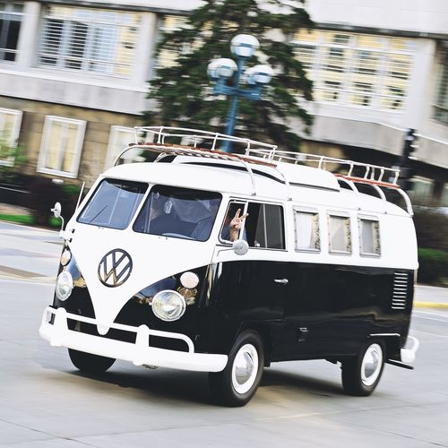 Spread it, live it ✌🏻️ Peace VWbus VW People Driving Movement Happy