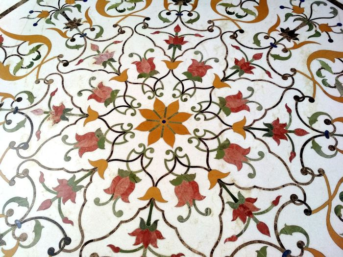 Multi ColoredNo Colours, Only Stones Floral Pattern Flower Full Frame Pattern Backgrounds No People Close-up Indoors  Day