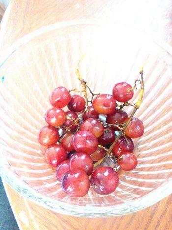 Bowl of grapes Yummyinmytummy