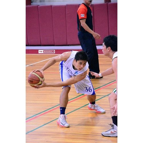 Murphy @earlmurphy ??? . . . Fmc FrMartinCup AGBvsNCBA Admu ateneo agb ateneogloryB hoop basketball themanansala