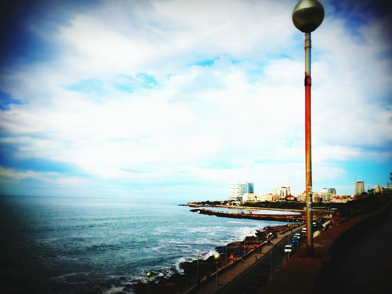 Enjoying Life Colours Of Autumn Mar Del Plata Argentina Landscape_photography Buenos Aires, Argentina  caminando por la rambla belleza!