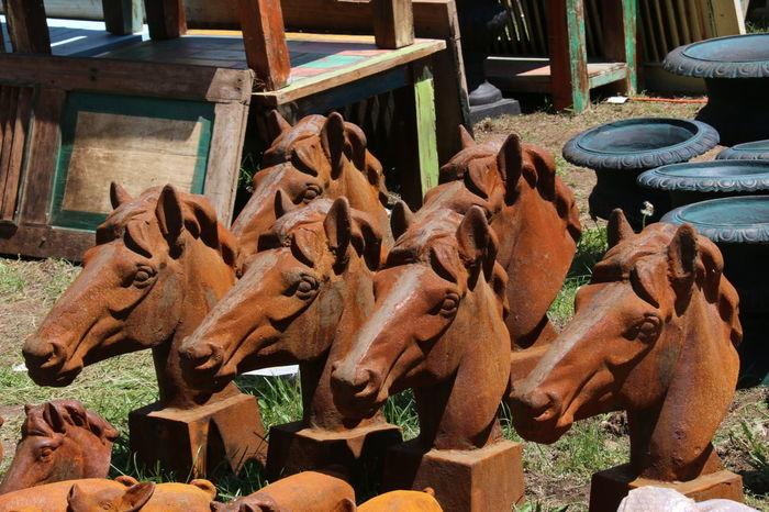 Brimfield Horses