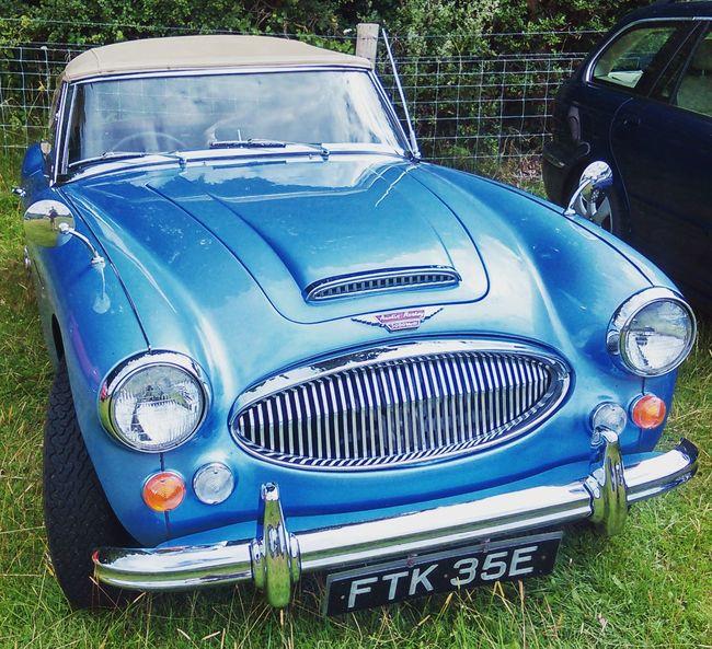 Classic Car Austin Healey Vintage Cars Devon