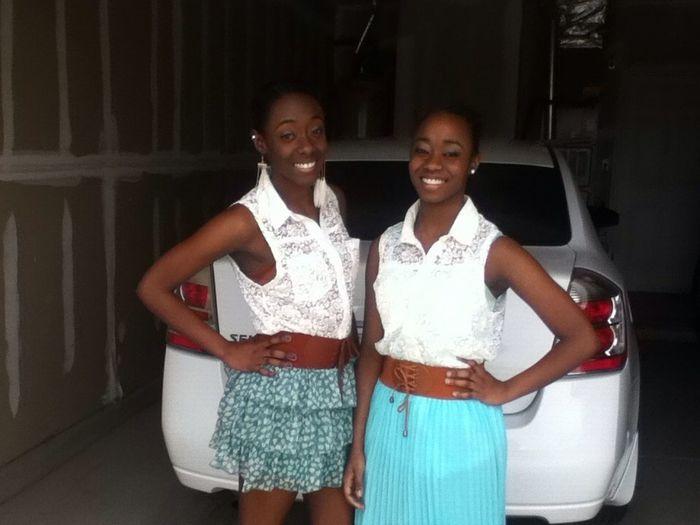 Me && Lil Sis
