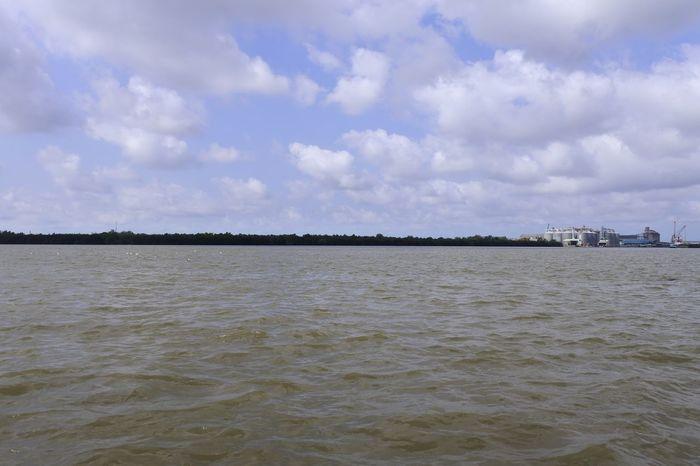 Sea Water Nautical Vessel Beach Sky Cloud - Sky