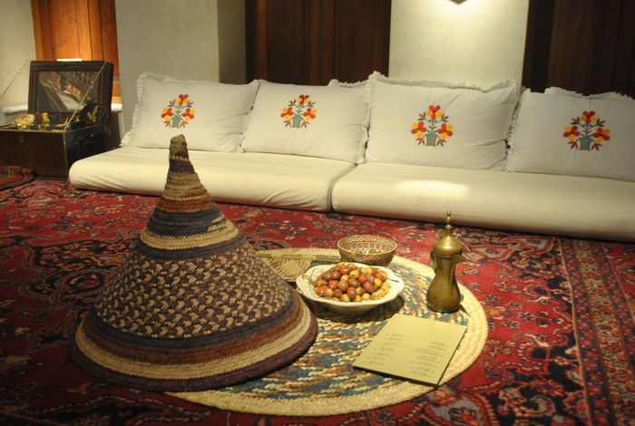 Arab cultural shot , Guesthouse Arabs Sharjah Culture Food And Drink Freshness Guesthouse Indoors  Middle East Style Table Teatime