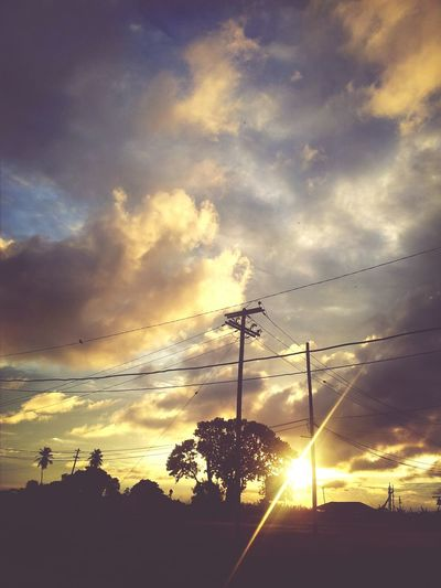 A Tale of Outer Suburbia EyeEm Best Edits Sunset Sunset_collection Unimagine