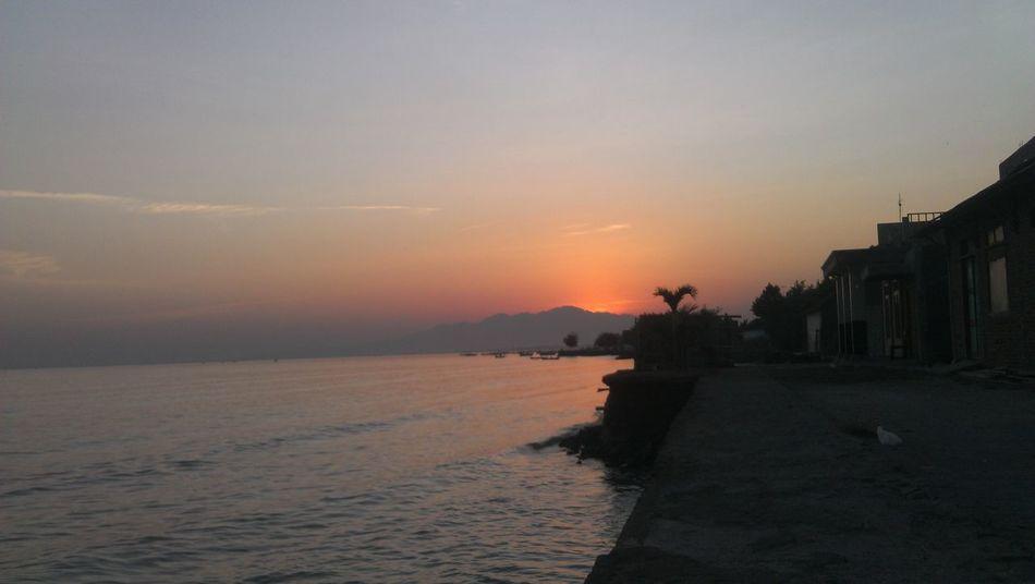 Previous sunrise