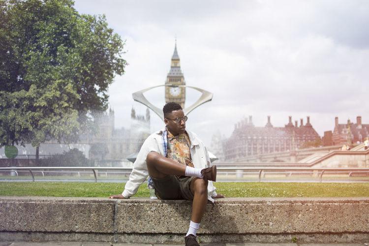The Fashionist - 2015 EyeEm Awards Fashion and London go hand in hand