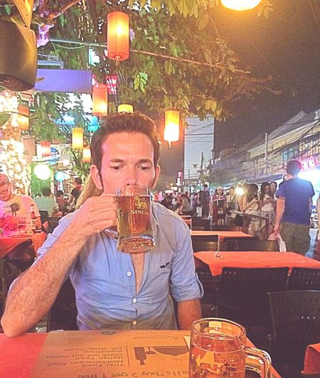 Cheers That's Me Hello World Khao San Road