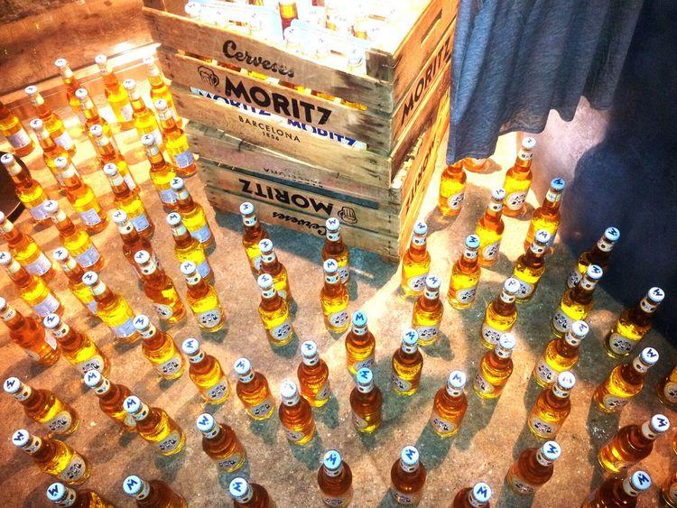 Moritz Beer Beers Cerveza