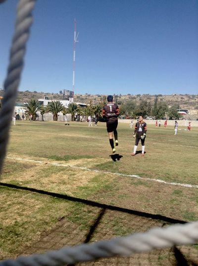 Soccer Futbol Paisaje Porteria Game Photo Of The Day Goalkeeper Life Goals