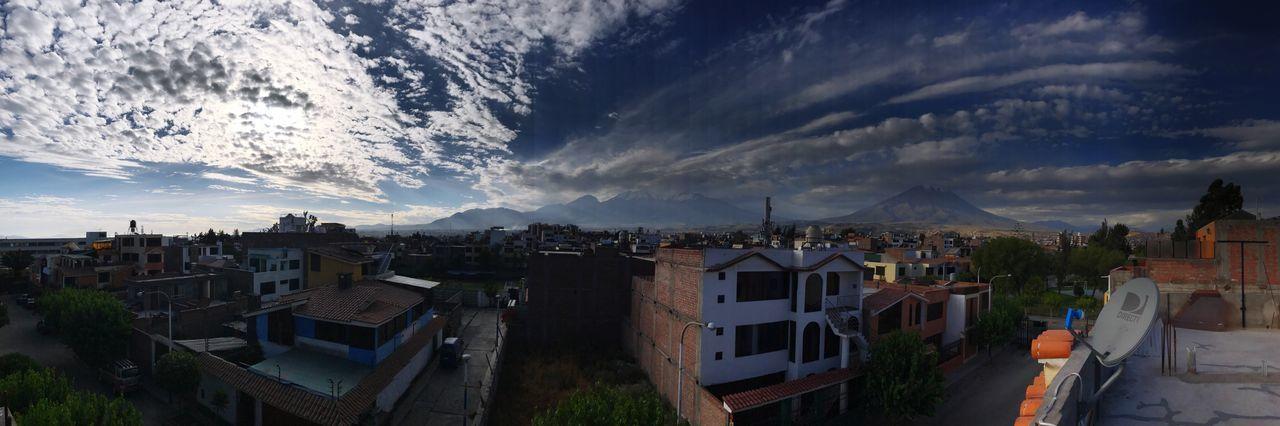 Beautiful city Sky Beauty In Nature #The Photojournalist - 2016 EyeEm Awards