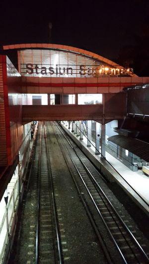 Public Transportation Commuting Subway