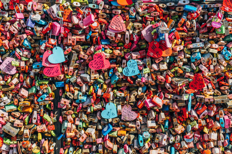 Abundance Backgrounds Bubble Gum Choice Creativity Day Full Frame Hanging Large Group Of Objects Market Multi Colored No People Outdoors Pattern Positive Emotion Protection Security Travel Destinations Variation #urbanana: The Urban Playground