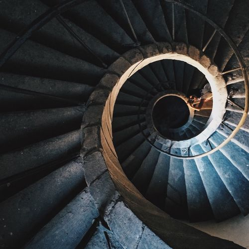 Beauty of the spiral Theworldneedsmorespiralstaircases NEM Street AMPt - Street NEM Submissions NEM Architecture Travel Photography AMPt - Vanishing Point Throw A Curve The Architect - 2015 EyeEm Awards