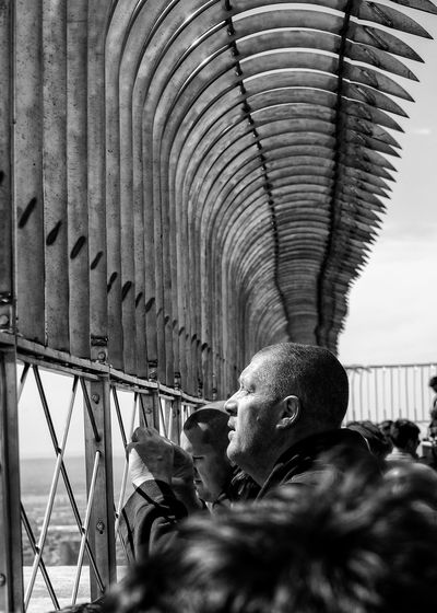 Black And White Blackandwhite Empire State Building Humans People People Photography People Watching Peoplephotography Photographer Sight Sightseeing Street Street Photography Streetphotography Tourist Tourist Attraction  Up Close Street Photography