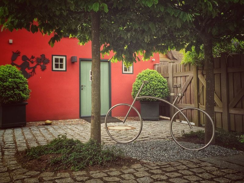 CyclingUnites Decoration Isle Föhr Insel Föhr Germany Holiday Built Structure Outdoors Architecture Focus Object