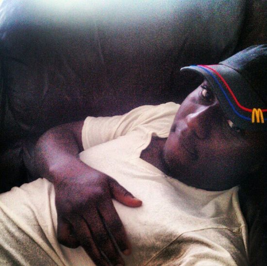 jus got off...in need of rest!!!
