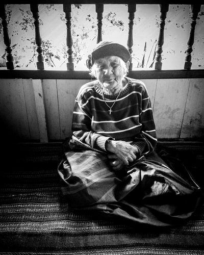 Resist Blackandwhite Grandma The Portraitist - 2017 EyeEm Awards