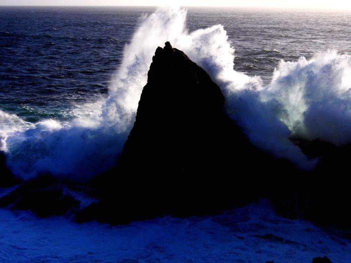 Big splash on Big Sur! Ocean Waves Surf Bigsur Excitement Insight Big Moment Big Splash The Great Outdoors - 2017 EyeEm Awards