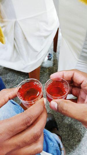 Celebration Drinking Enjoying Life Small World