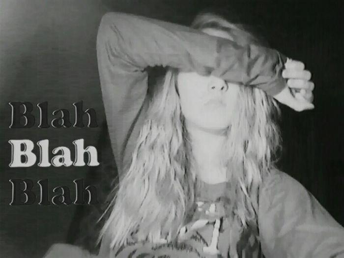 Blahblahblah :**! Popular Photo Borred That's Me
