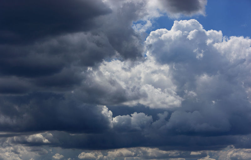 clouds in the sky, rain clouds, low pressure area Dark Clouds Atmosphere Backgrounds Climate Cloud - Sky Cloudscape Dark Depression - Sadness Dramatic Sky Environment Low Pressure Area Meteorology Moody Sky Nature No People Ominous Outdoors Overcast Rain Rain Clouds Scenics - Nature Sky Storm Storm Cloud Thunderstorm Torrential Rain Wind