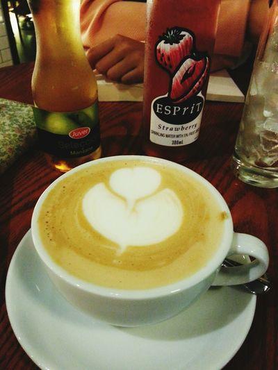The Library Cafe Hazelnut Coffee Malaysia Coffee
