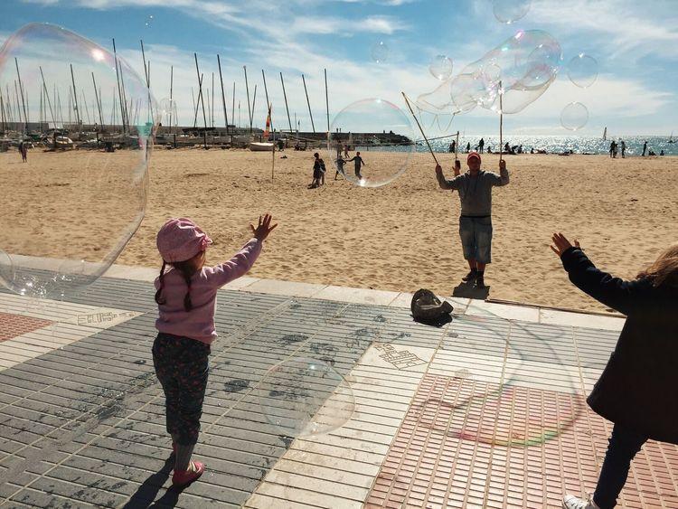 Original Experiences Feel The Journey Sitges Barcelona España EyeEm Best Shots Adventures In The City Adventures In The City