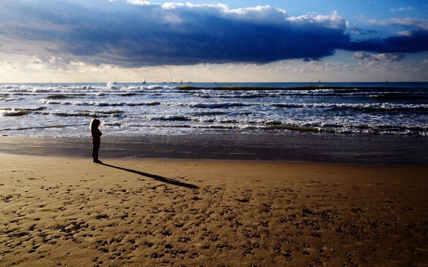 Tel Aviv The Calmness Within Tides Outside Hanging Out My Travel  Eyem Best Shots From My Point Of View EyeEm Nature Lover Beach