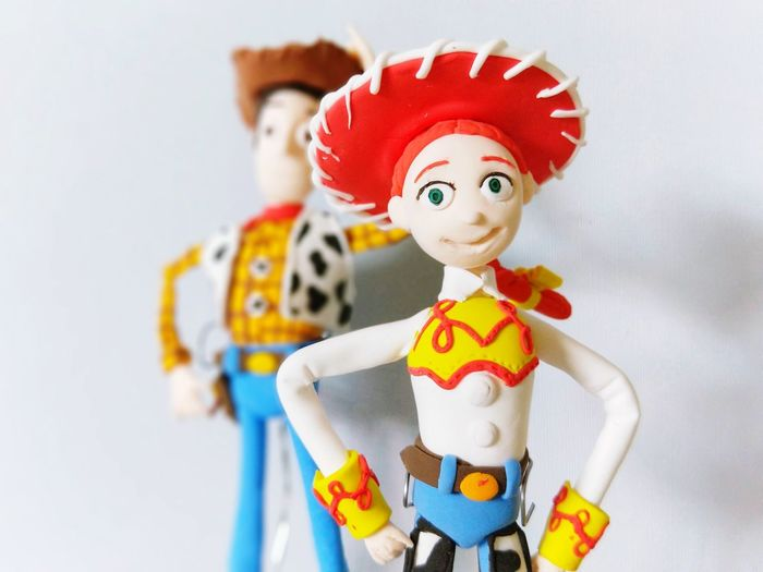 Jessie Handmade ToyStory3 Close-up Doll Toy