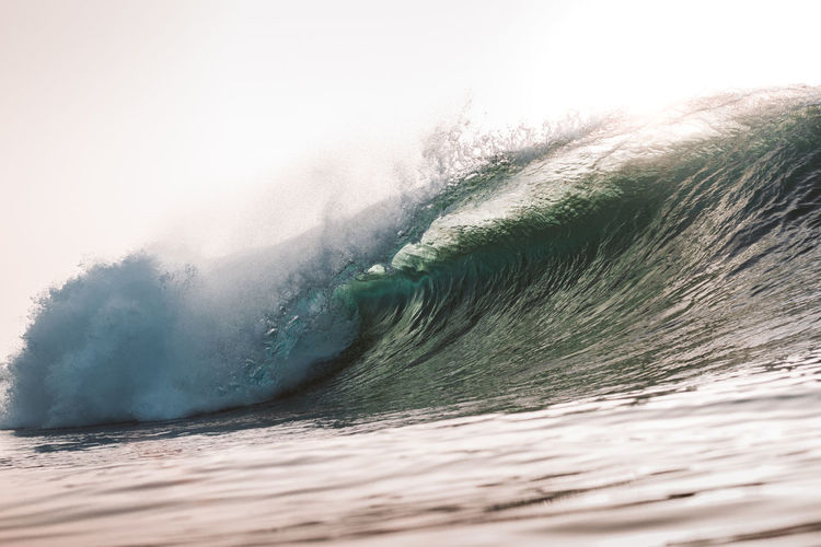 Quemao Motion Wave Sea Power In Nature Power Water No People Nature Day Beauty In Nature Outdoors Aquatic Sport Sport Splashing Wave Waves Waves, Ocean, Nature Waves Crashing Surf Surfing Ocean