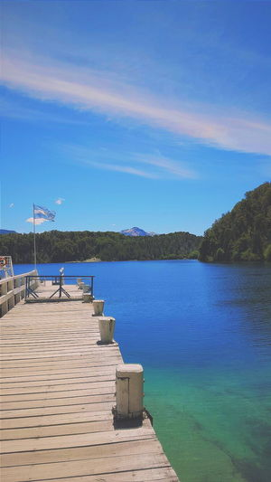 The Great Outdoors With Adobe First Eyeem Photo Patagonia Argentina Dock Bariloche Lago Nahuel Huapi