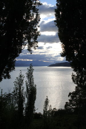Aysen Chile Lago O'higgins Majestic Mystery Patagonia Tranquil Scene Water