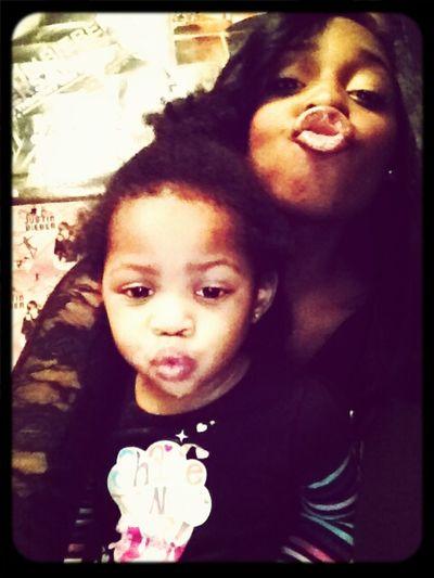 Me And Myla..