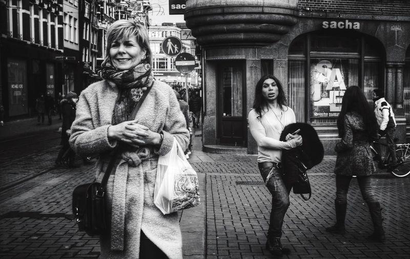 Sacha Streetphotography Leicax2 Amsterdam Streetphoto_bw Street Photography Straatfoto B&w