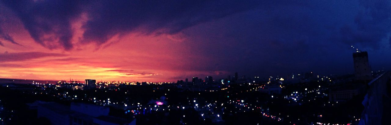 Magnificent Manila Sunset. Eyeem Philippines EyeEm Best Shots EyeEm Best Edits Manila Sunset Sunset_collection Sunset Silhouettes Panorama