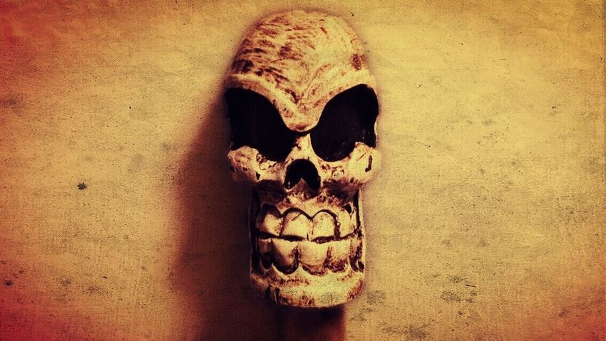 Skull ObsessiveEdits ¡Eyeem Addict! IPhoneography